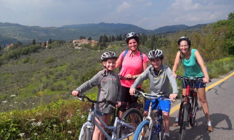 bike tour family special deal