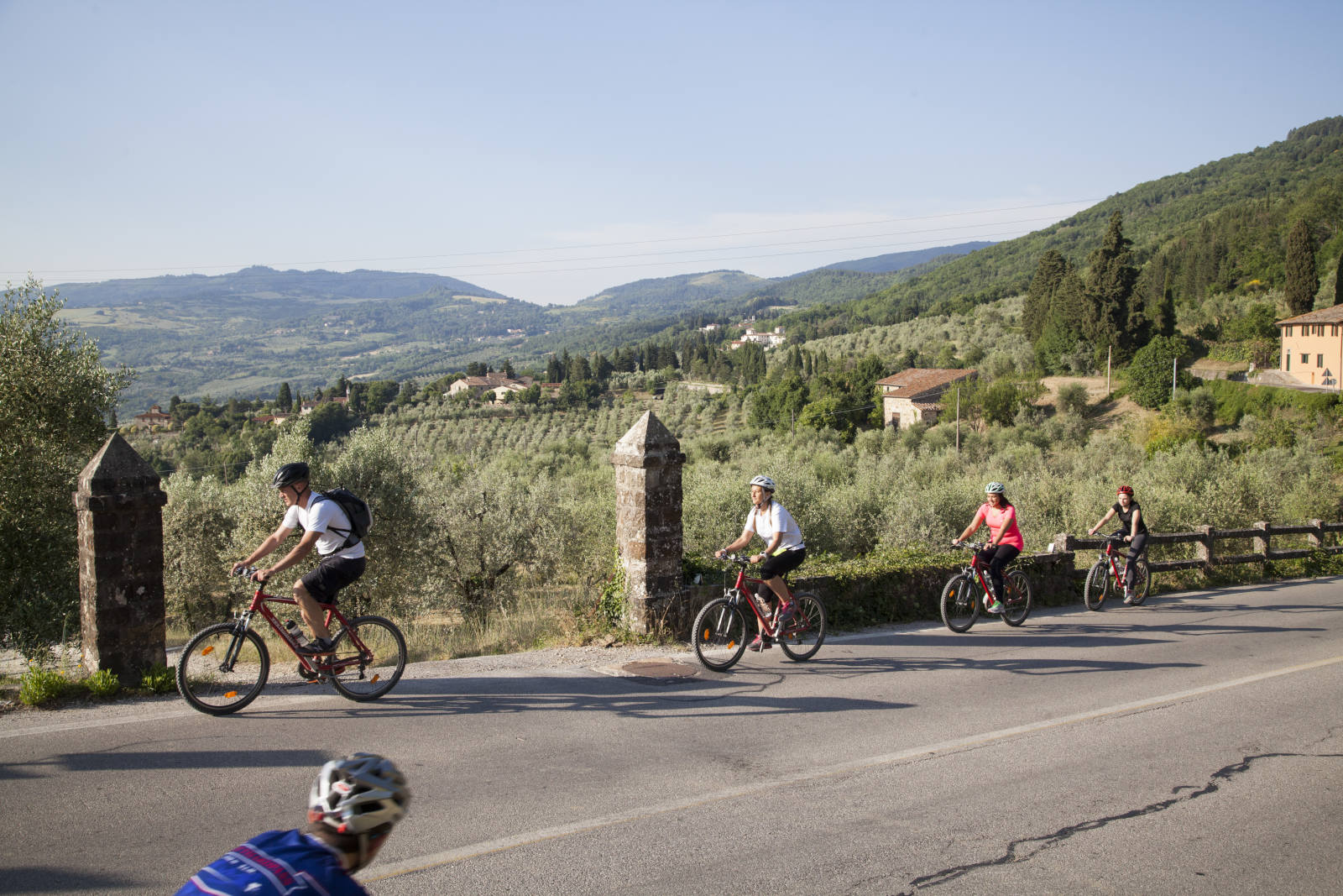 fiesole bike tours