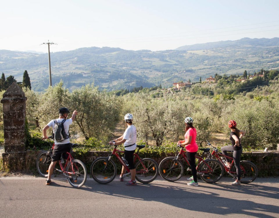 fiesole florence bike tour excursions