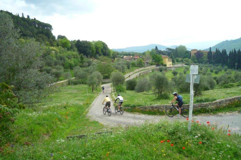 Fiesole hills bike tour
